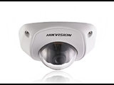 2MP mini IP dome κάμερα DS-2CD7153-E